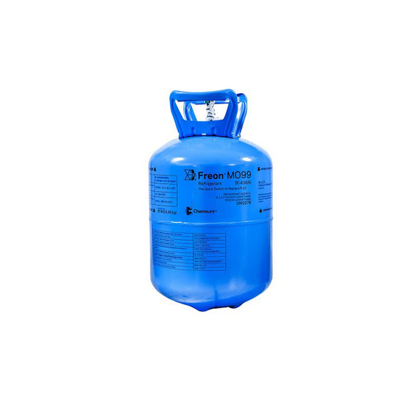 GI-MO99-11-3 | GAS ISCEON CHEMOURS MO99 CILINDRO DESECHABLE BOYA 11.35KG - REACSA