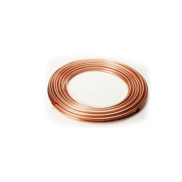 ACR | TUBO DE COBRE FLEXIBLE BOHN ROLLO DE  15.2 M