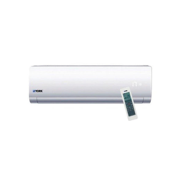 MINISPLIT YORK COMPRESOR ON/OFF FRIO/CALOR 2 TON 220V R-410A