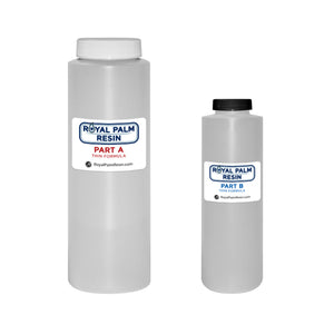 24 oz - Royal Palm Resin Thin Formula