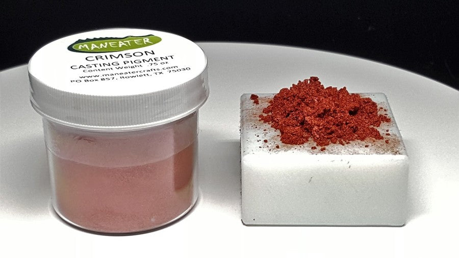 Mica Powders by Maneater Crafts