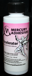 Mercury CA Accelerator 2oz Pump