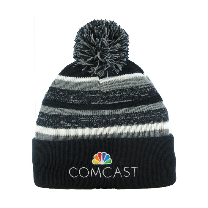 Comcast Fleece Lined Knit Hat