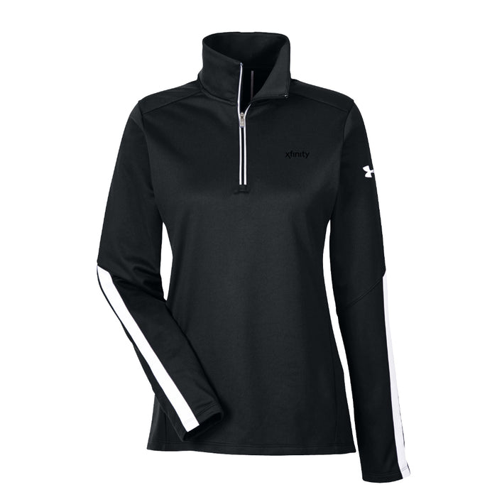 Ladies UA Qualifier 1/4 Zip