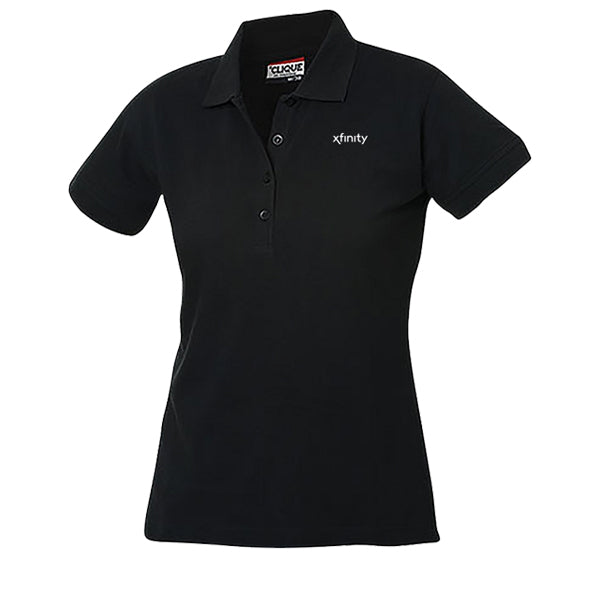 Ladies Poly/Cotton Blend Polo
