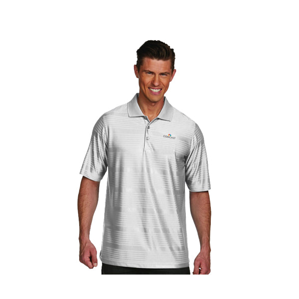 Mens Antigua Illusion Polo