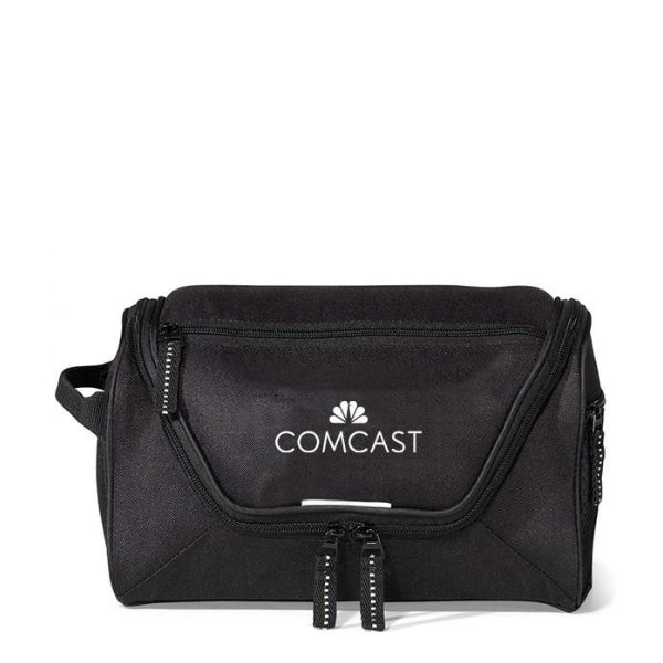 Crew Bag Black Amenity Case