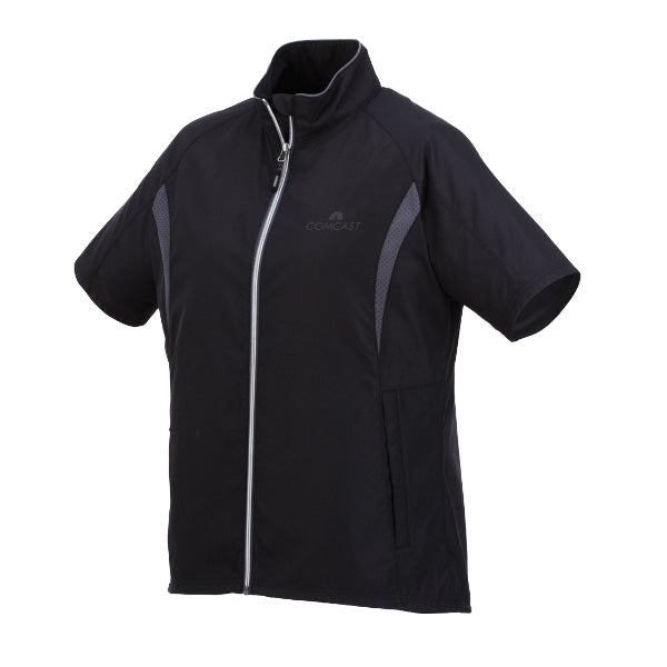 Ladies Power Halfzip Windshirt