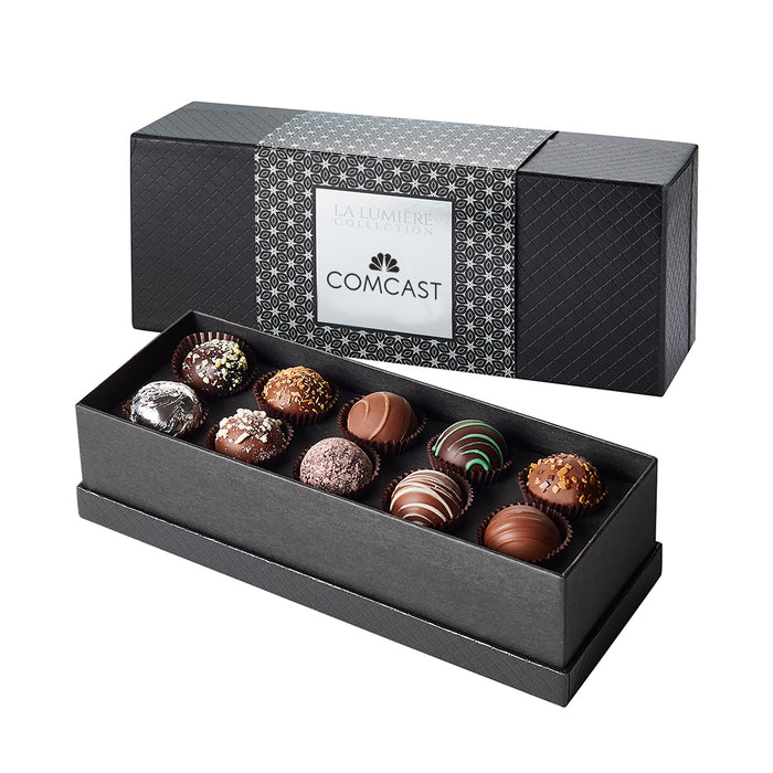 Belgian Chocolate Signature Truffle Box