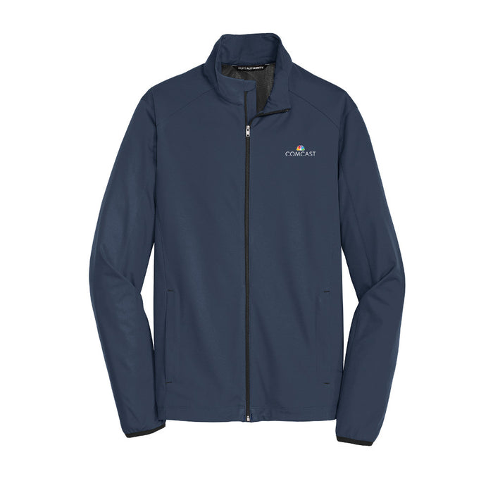 Mens Soft Shell Active Jacket