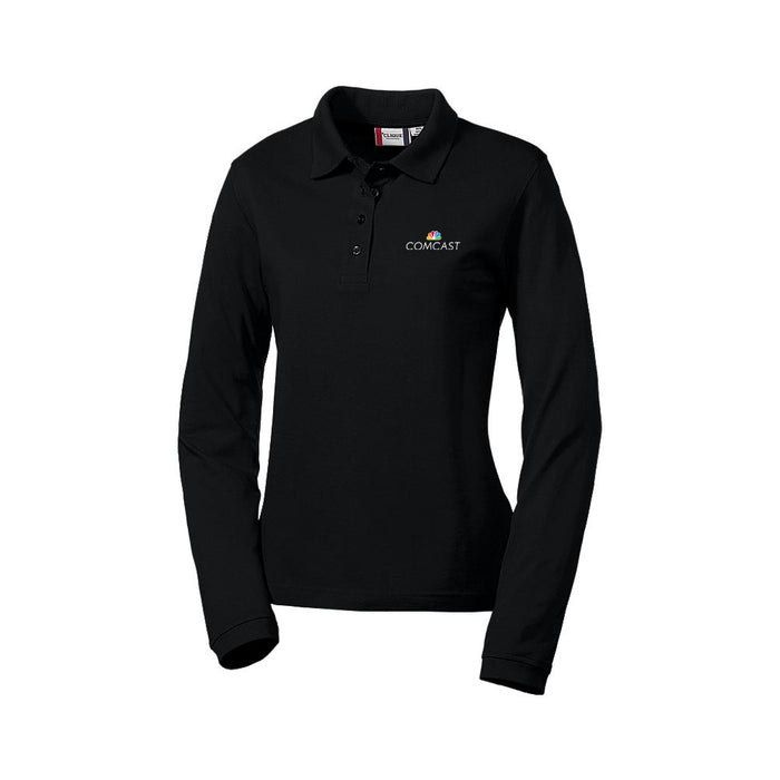Ladies Comcast Long Sleeve Evans Shirt