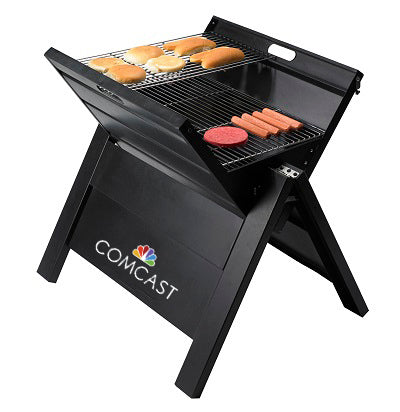 Giant Tailgate Grill