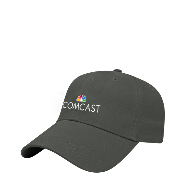 Low Profile Cap With Comcast Peacock Logo