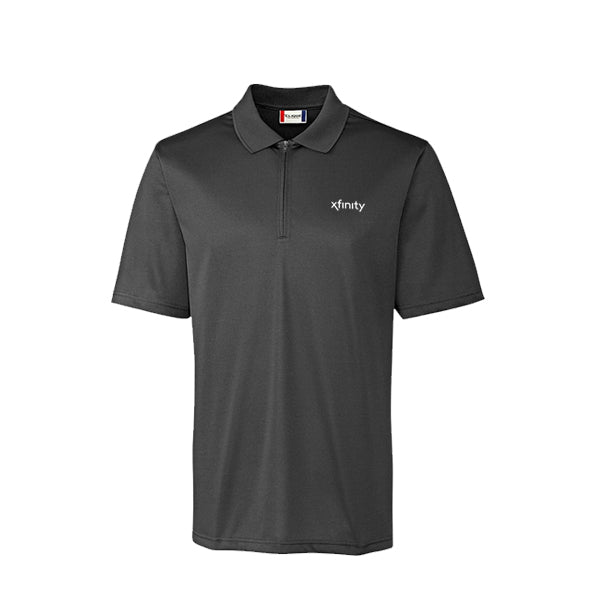 Men's Malmo Snag Proof Zip Polo