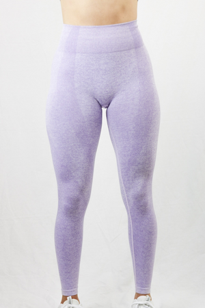 TRUE NORTH LEGGINGS- LILAC ROSE