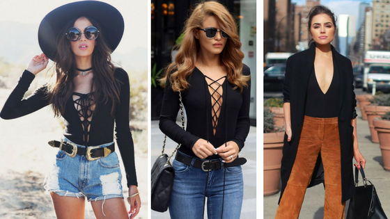 10 stylish ways to rock your Bodysuit !