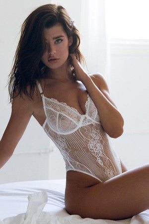 Sexy Lace Teddy