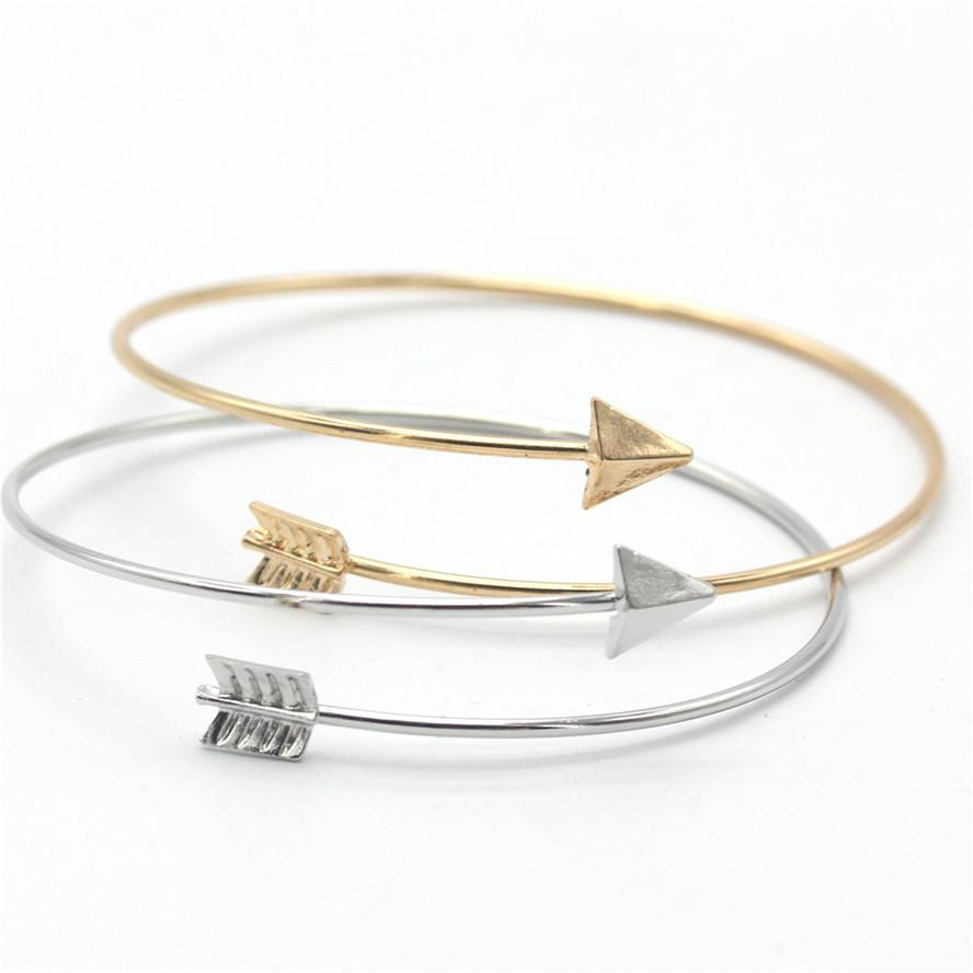 Anchor Arrow Bracelet