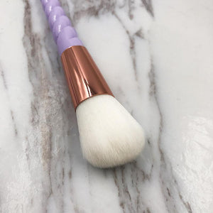 Unicorn Make Up Brush set (10Pcs )