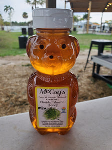 Honey Bear Palmetto Honey