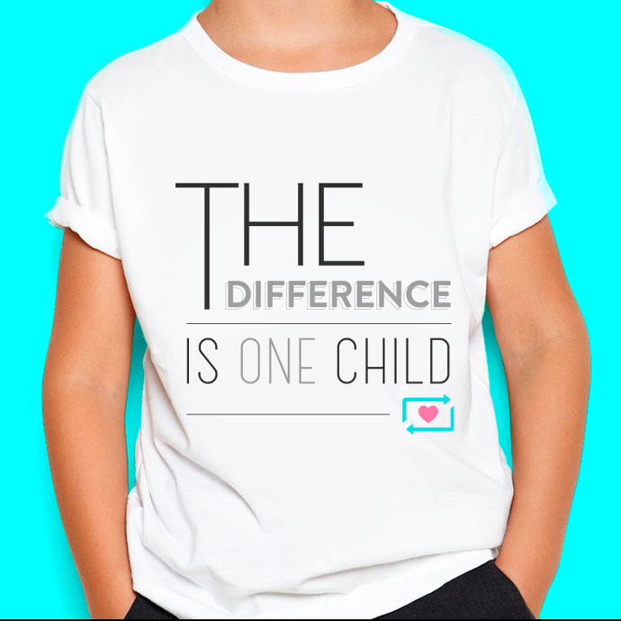 THE Difference Is One Child - Kids