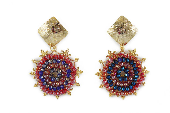 Samanda Earrings