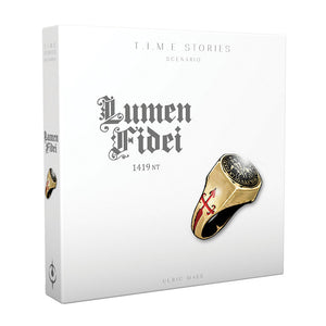 TIME Stories: Lumen Fidei Expansion - Front