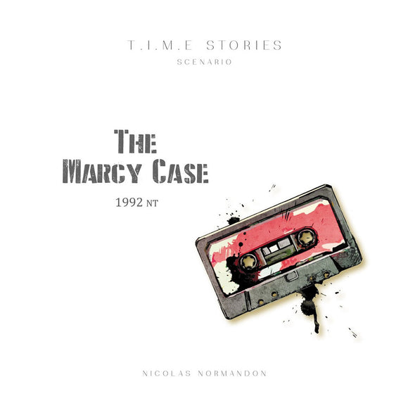TIME Stories: The Marcy Case Expansion - Front