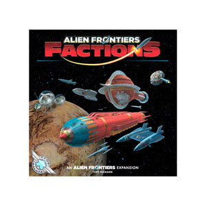 Alien Frontiers: Factions Expansion - Front