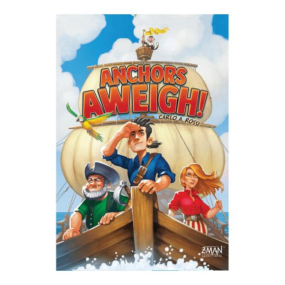 Anchors Aweigh! - Front