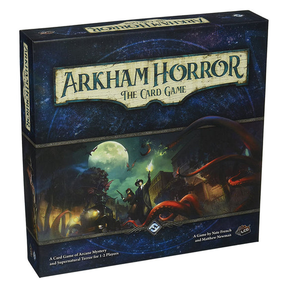 Arkham Horror: The Card Game - Front