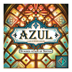 Azul: Stained Glass of Sintra - Front