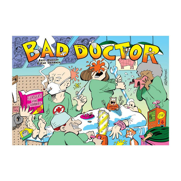 Bad Doctor - Front
