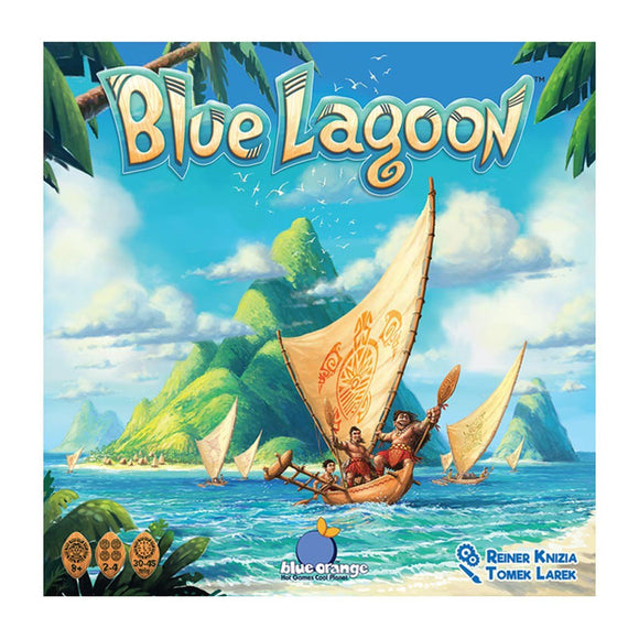 Blue Lagoon - Front