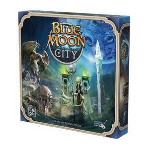 Blue Moon City - Front