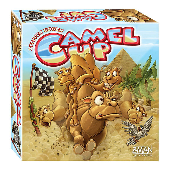 Camel Up - Front