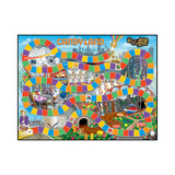 Candy Land: Willy Wonka - Board