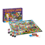 Candy Land: Willy Wonka - Contents