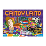 Candyland: Willy Wonka - Front