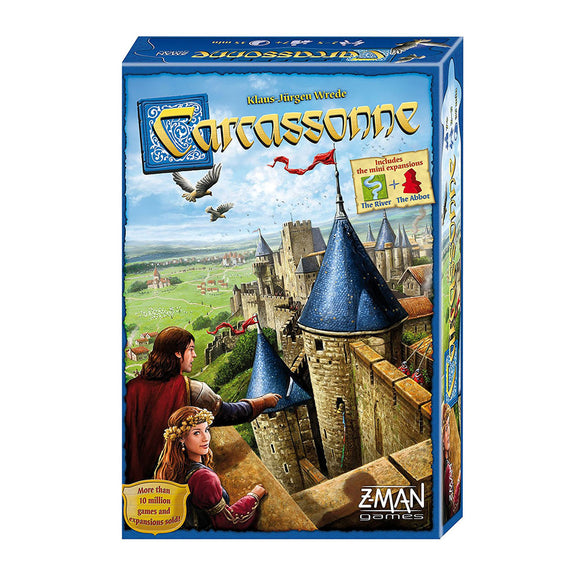 Carcassonne - Front