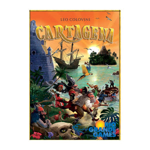 Cartagena: Second Edition - Front