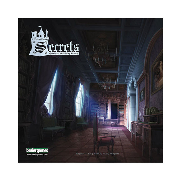 Castles of Mad King Ludwig: Secrets - Front