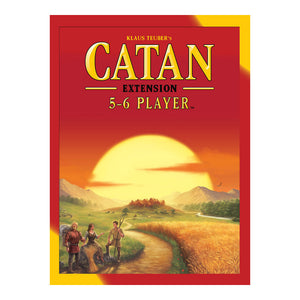 Catan: 5-6 Player Extension - Front