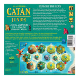 Catan: Junior - Back