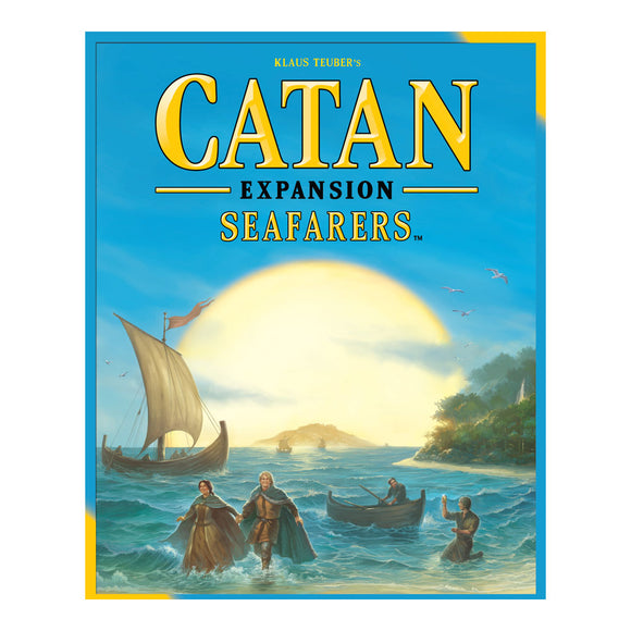 Catan: Seafarers Expansion - Front