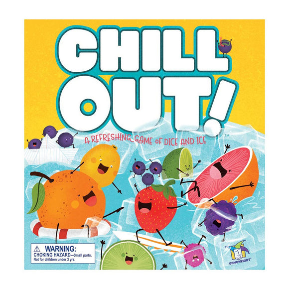 Chill Out! - Front
