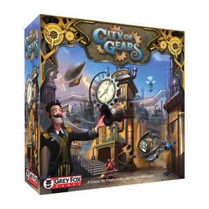 City of Gears - Front