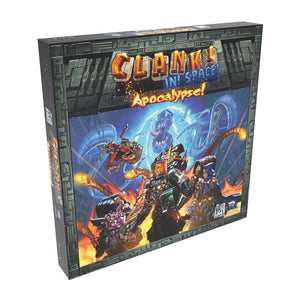 Clank! In Space!: Apocalypse! Expansion - Front