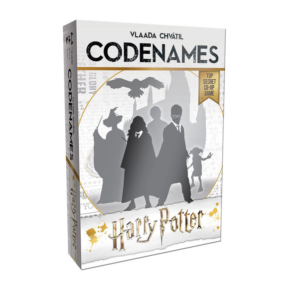 Codenames: Harry Potter - Front