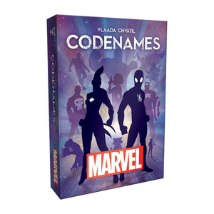 Codenames: Marvel - Front